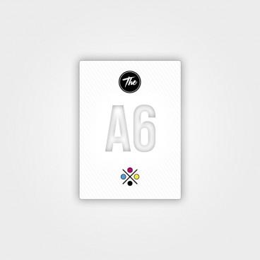 Flyer A6 - 10,5x15cm