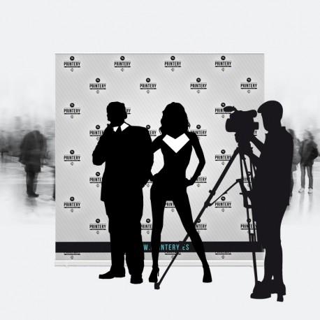 Photocall Portatil